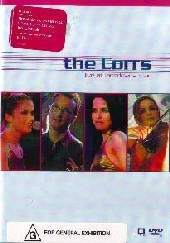 Corrs, The - Live At Lansdowne Rd on DVD