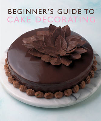 Beginner'S Guide to Cake Decorating image