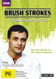 Brush Strokes: The Complete Series Five & Six on DVD