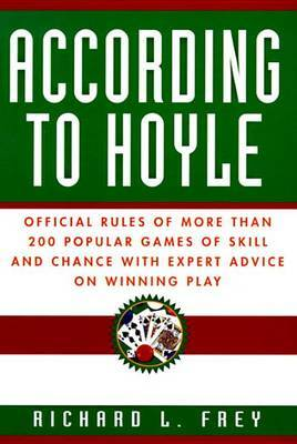 According To Hoyle by Richard L Frey image