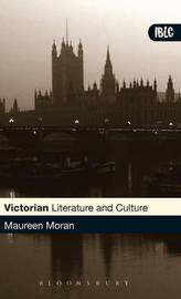 Victorian Literature and Culture by Maureen Moran image