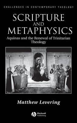 Scripture and Metaphysics by Matthew Levering image