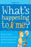 What's Happening to Me?: Boy by Alex Frith