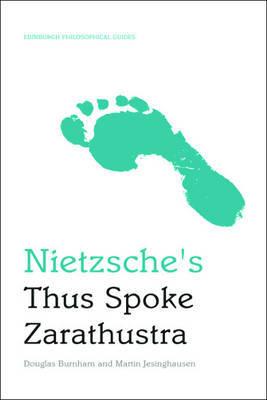 Nietzsche's Thus Spoke Zarathustra by Douglas Burnham image