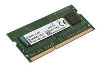 4GB Kingston 1600MHZ DDR3 NON-ECC CL11 SODIMM Single Rank X8 image