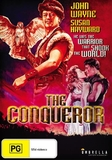 The Conqueror on DVD
