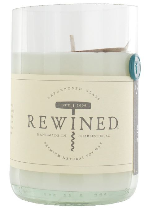 Rewined: Viognier - Scented Candle