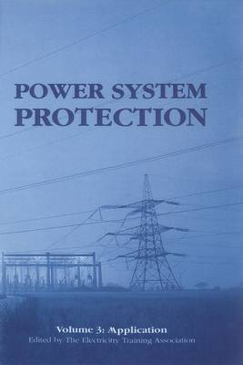 Power System Protection: Volume 3 image
