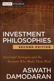 Investment Philosophies by Aswath Damodaran