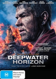 Deepwater Horizon on DVD