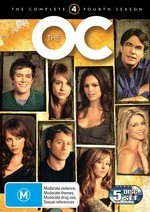 The O.C. - Complete Fourth Season (5 Disc Box Set) on DVD