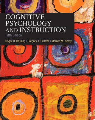 Cognitive Psychology and Instruction by Gregory J. Schraw image