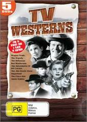 TV  Westerns (5 Disc) on DVD