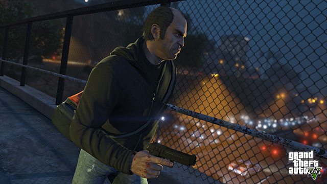 Grand Theft Auto V Online Premium Edition for Xbox One image