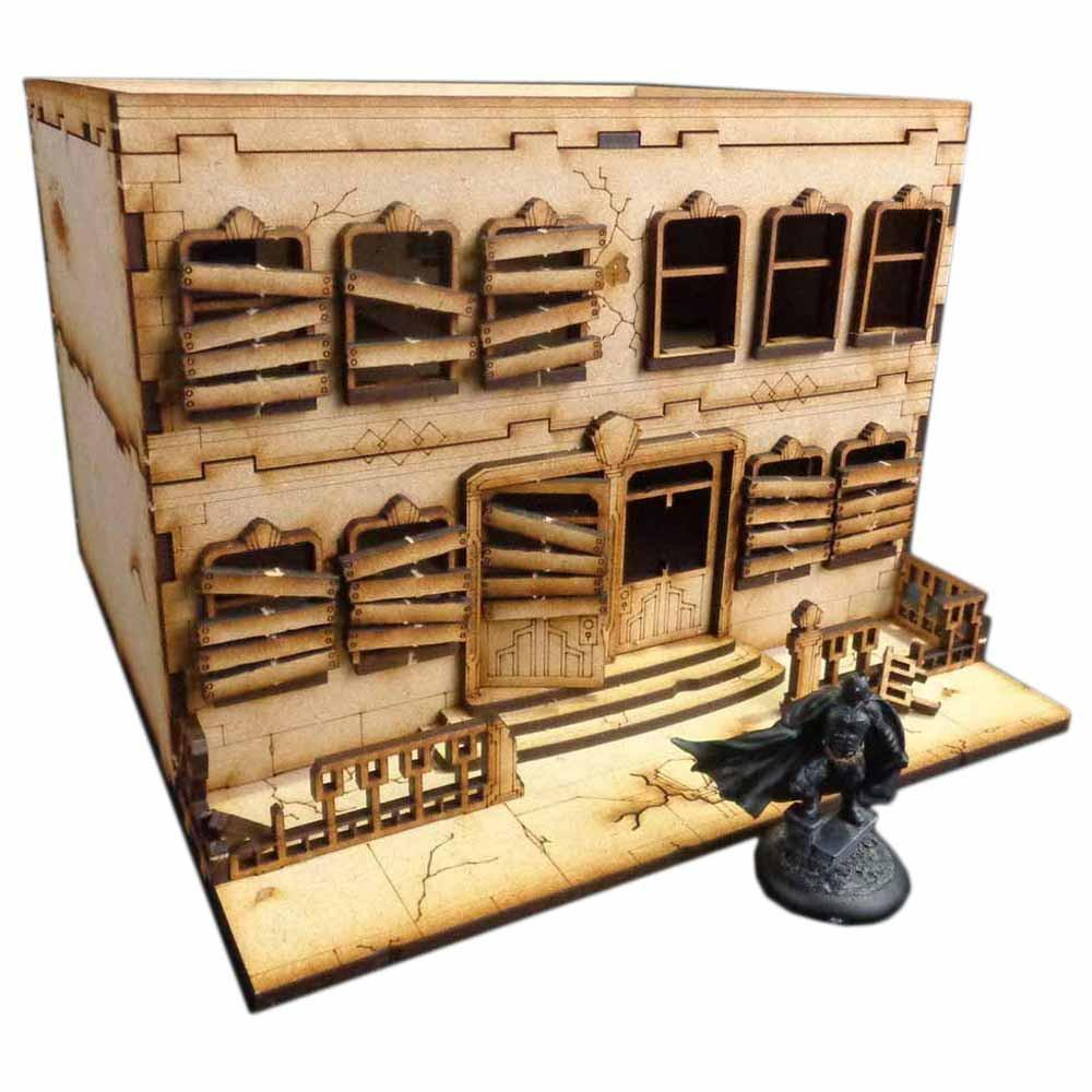 TTCombat: Tabletop Scenics - Abandoned Apartment image