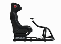 Trak Racer RS8 Premium Racing Simulator Cockpit for  image