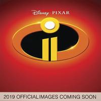 Incredibles 2 2019 Square Wall Calendar