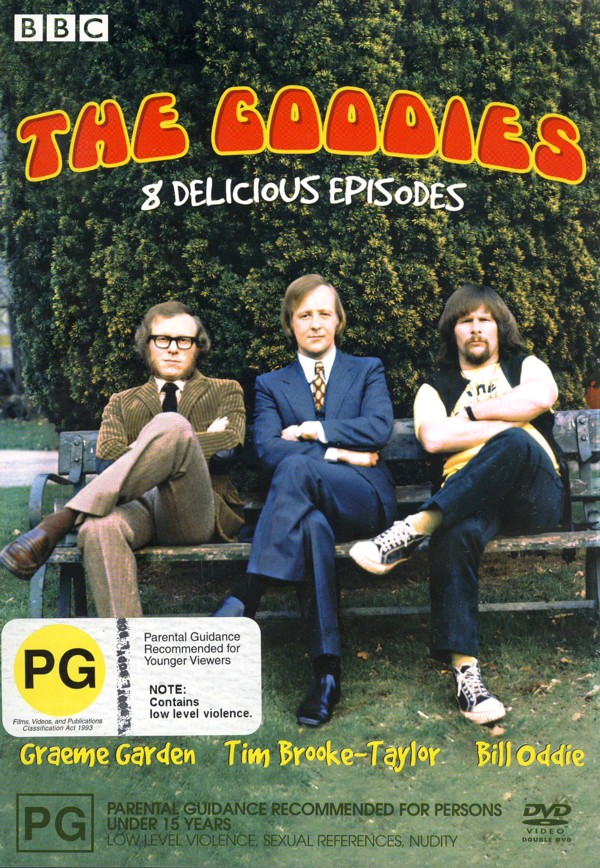 The Goodies - 8 Delicious Episodes (2 Disc Set) image