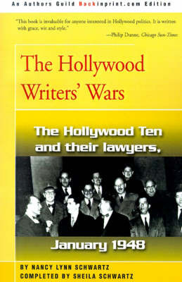 The Hollywood Writers' Wars by Nancy Lynn Schwartz image