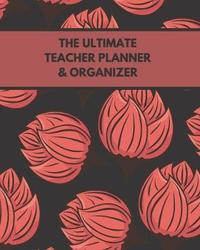 The Ultimate Teacher Planner & Organizer by Real Me Books image