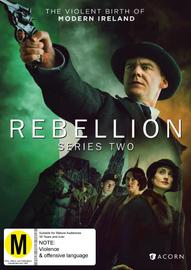 Rebellion - Series Two on DVD image