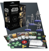 Star Wars Legion: B1 Battle Droids Upgrade Expansion image