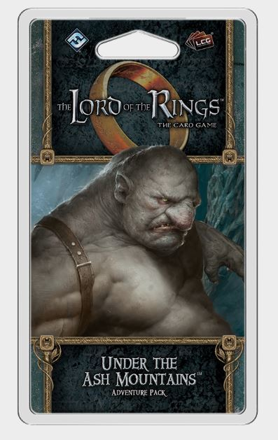 Lord of the Rings: LCG - Under the Ash Mountains - Vengeance of Mordor Cycle