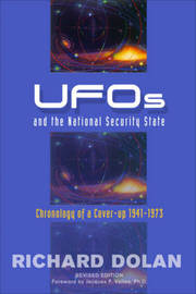 Ufos and the National Security State by Richard M. Dolan
