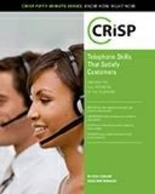 Telephone Skills That Satisfy Customers by Rick Watsabaugh image