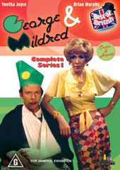 George & Mildred on DVD