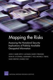 Mapping the Risks: MG-142-NGA by John C. Baker