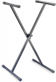 Stagg X Style Keyboard Stand (Black)