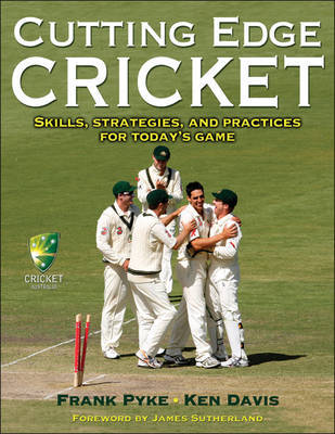 Cutting Edge Cricket by Frank Pyke image