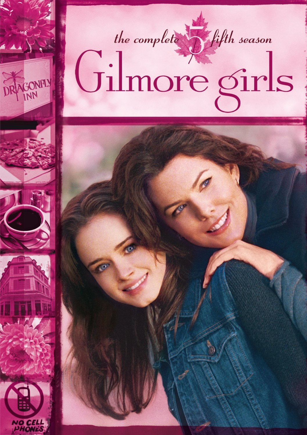 Gilmore Girls - The Complete Fifth Season on DVD image