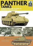 Panther Tanks by Dennis Oliver