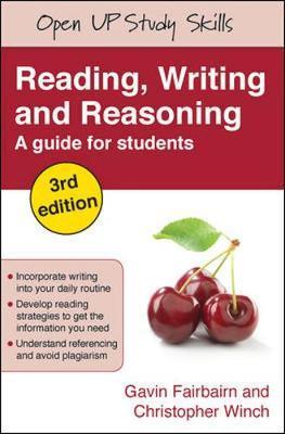 Reading, Writing and Reasoning by Gavin J. Fairbairn image