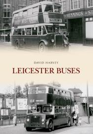 Leicester Buses by David Harvey