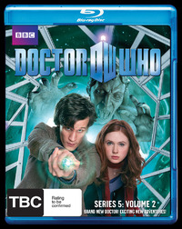 Doctor Who: Series 5 - Volume 2 on Blu-ray