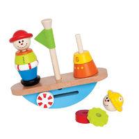 Hape: Balance Boat - Wooden image