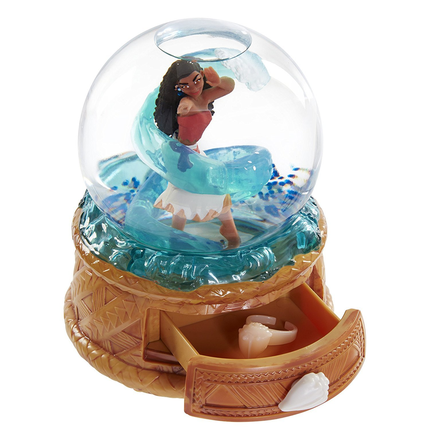 Disney: Moana - Musical Globe & Jewellery Box image