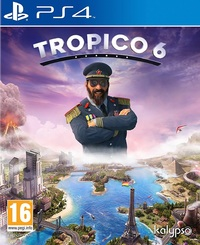 Tropico 6 for PS4
