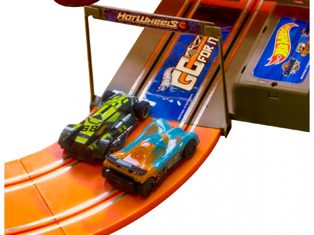 Hot Wheels: Electric Slot Track Set - (632cm) image