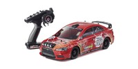 Kyosho 1/10 EP RS 4WD Fazer VE-X Mitsubishi Lancer Evolution X