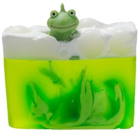 Bomb Cosmetics: It's Not Easy Being Green Sliced Soap (100g)