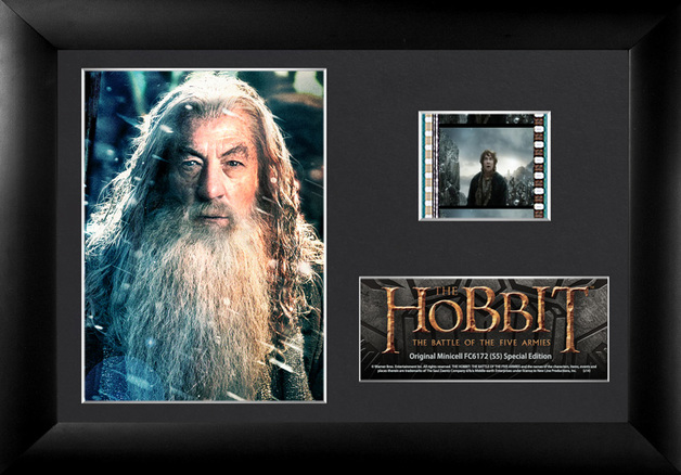 FilmCells: Mini-Cell Frame - The Hobbit (Gandalf the Grey)