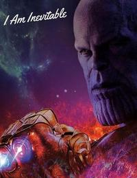 Thanos Quest Notebook by Big Hill Publishing image
