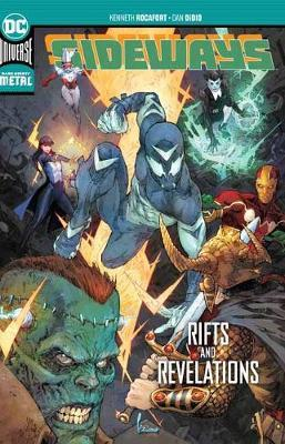 Sideways Vol. 2: Rifts and Revelations by Dan Didio