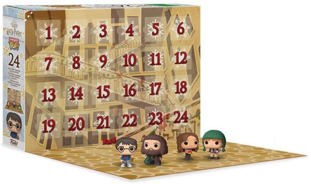Harry Potter - Pocket Pop! Advent Calendar (2020)