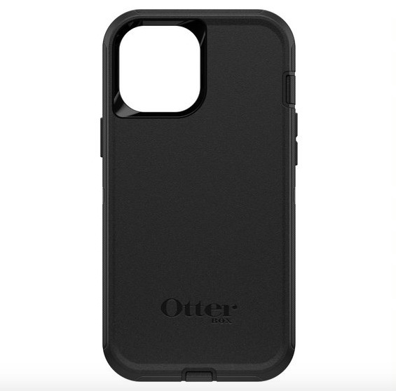 OtterBox Defender for iPhone 12 Pro Max - Black