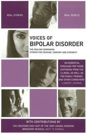 Voices of Bipolar Disorder by Judith Cohen image